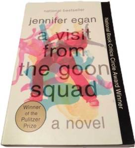 Book Review: A Visit from the Goon Squad by Jennifer Egan