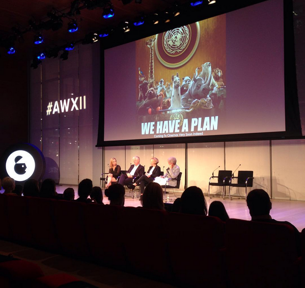 We Have A Plan, #AWXII